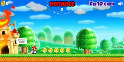 Super Mario Rush - screenshot 1