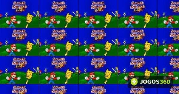 Jogo Super Smash Flash no Jogos 360