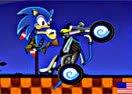 Super Sonic Extreme Biking