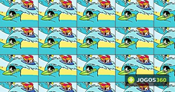 Jogos do super surf
