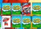 Super Wings Memory Game