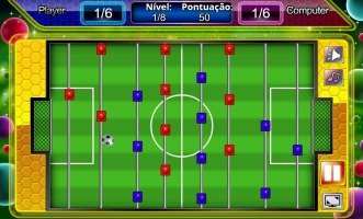 Table Soccer - screenshot 2