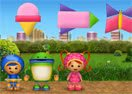 Team Umizoomi Kite Building Adventure