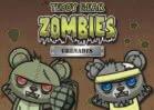 Jogar Teddy Bear Zombies: Grenades