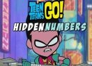 Teen Titans Go! Hidden Numbers