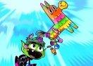 Teen Titans Go: Smashy Piñata