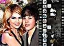 The Fame: Selena Gomez & Justin Bieber