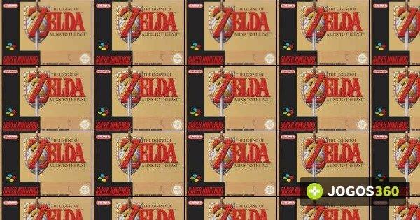 Jogo The Legend Of Zelda A Link To The Past No Jogos 360