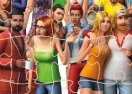 The Sims 4 Jigsaw Puzzle Collection