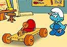 The Smurfs: Handy's Car