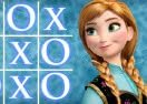 Tic-Tac-Toe Frozen: Anna