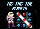 Tic-Tac-Toe Planets