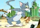Tom and Jerry Jigsaw Puzzle Collection