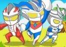 Ultraman Monster Island Adventure 3
