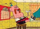 Uncle Grandpa Jigsaw Puzzle