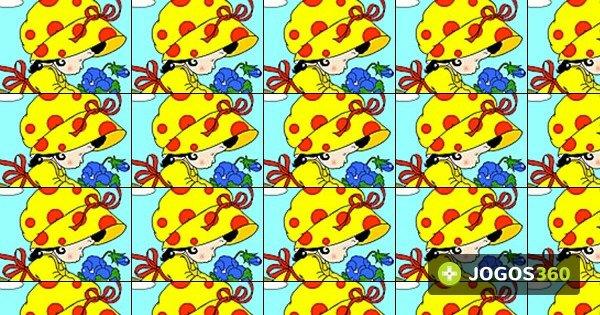 jogo vamos colorir as flores  no jogos 360