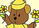 Vamos Colorir o Ursinho?