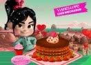 Jogo Vanellope Cake Decoration Online Gratis