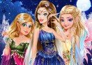 Winter Fairies Princesses Dress Up