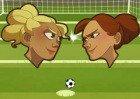 Jogar Women Footbal Penalty