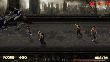 Zombie Invasion - screenshot 1