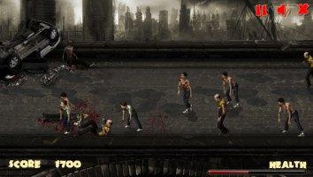 Zombie Invasion - screenshot 3