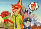 Zootopia: Nick and Judy Dress Up